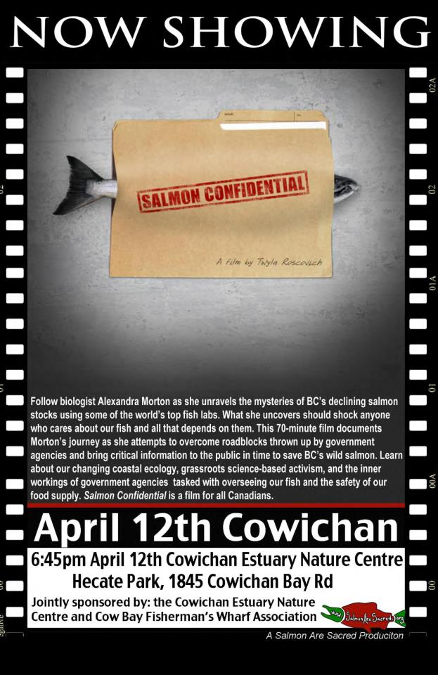 Salmon Confidential April 12 2013