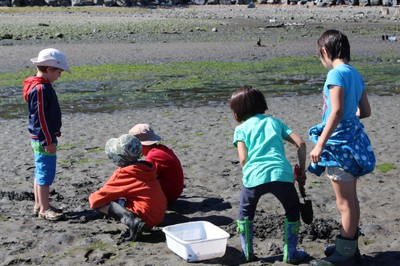 LOW TIDE DAY, SATURDAY MAY 27